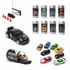 Mini Coke Can Remote Radio Control Micro Racing RC Car $35.99  on eBay