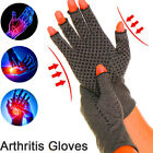 Hand Arthritis Gloves Therapeutic Compression Brace Wrist Joint Palm Support FC $3.48 USD on eBay