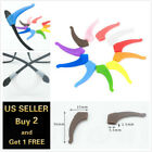 2pcs Anti Slip Lage Eyeglasses Grip Temple Holder Glasses Ear Hooks Tip