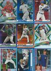 2019 Topps Chrome Inserts and Parallels You Pick Free Shipping $6.2 USD on eBay