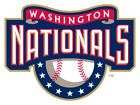 Washington Nationals vinyl sticker for skateboard luggage laptop tumblers car c on Ebay