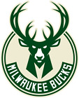Milwaukee Bucks sticker for skateboard luggage laptop tumblers car (b) on eBay