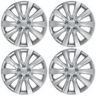 """4pc Set of 16"""" in Hubcaps Car Wheel Covers Tire Rim Hub Cap for Replacement"""