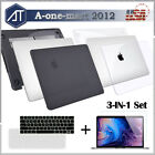 "For MacBook Pro 13"" Hard Case Keyboard Cover Screen Protector A2159 2019 New"