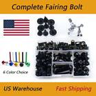 Complete Fairing Bolts Bodywork Screws Fasteners For Triumph Daytona 600 02-04 $24.06 USD on eBay