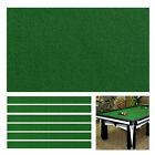 Professional Worsted Pool Table Felt Billiard Cloth Mat Cover For 7/8/9FT Green $27.99 USD on eBay