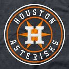 Houston Asterisks Shirt Astros Logo Parody 2017 World Series Cheating Scandal LA on Ebay