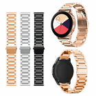 For Samsung Galaxy Watch Active Replacement Stainless Steel Watch Band Strap
