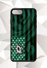 DALLAS STARS FLAG IPHONE 5 6 7 8 X PLUS (US SELLER) CASE FREE SHIPPING $12.95 USD on eBay