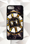 BOSTON BRUINS LOGO IPHONE 5 6 7 8 X PLUS (US SELLER) CASE FREE SHIPPING $15.95 USD on eBay