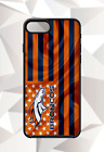 DENVER BRONCOS FLAG IPHONE 5 6 7 8 X PLUS (US SELLER) CASE FREE SHIPPING $15.95 USD on eBay
