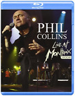 Phil Collins: Live at Montreux 2004 Blu-ray NUOVO...