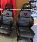 1986-1995 Suzuki Samurai Seat Covers (front Only)