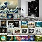 Kyпить Big Tapestry Landscape Art Wall Hanging Bedspread Cover Throw Blanket Home Decor на еВаy.соm