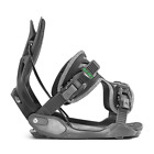 Flow Alpha Snowboard Bindings Stone Grey 2020