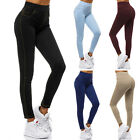 Kyпить Damen Stretch Hose Jeans-Optik Röhre Skinny Leggings Leggins Treggings Jeggings на еВаy.соm