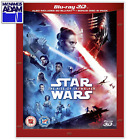 STAR WARS: THE RISE OF SKYWALKER Blu-ray 3D + 2D (REGION-FREE) PRE-ORDER NOW! $39.0 USD on eBay