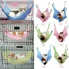 Pet Cat Hammock Bed Mesh Removable Hanging Soft Sleeping Bed Cages Chair Swing