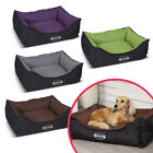 Scruffs Expedition Water Resistant Pet Dog Bed S / M / L / XL Green, Grey, Brown