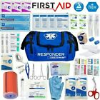 FIRST RESPONDER BUG OUT BAG EMERGENCY MEDICAL TRAUMA BAG FIRST AID KIT IFAK EMT