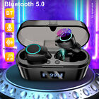 2 in1 Smart Watch Touch Earbuds Wireless Bluetooth 5.0 Headphone Sport Wristband