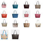 🌸Coach City Zip Tote leather or signature laptop bag satchel or motif or heart image