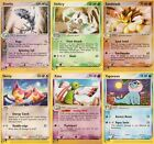 Pokemon Sandstorm Trading Cards - Select from List