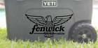 Fenwick Rods Die-cut Vinyl Decal Sticker   20 Colors Available