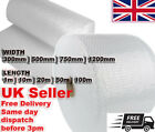 Bubble Wrap Roll Width 300mm,500mm,750mm,1200mm,1500mm UK STOCK Removals Storage