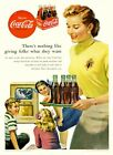 Vintage Advertising Poster - Coca Cola (A4/A3 Poster) £8.8  on eBay