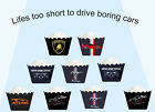 Exotic Car Racing Ferrari Fun Party Wraps Cupcake Cases Cake Wrappers Cup Cake