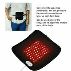 Red Light Infrared LED Therapy Pad Deep Penetration Pain Relief Safe Healing MR