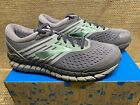 NIB Brooks 120271 Women's Ariel 18 Shark/Aqua Athletic Shoe