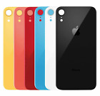 Rear Back Glass Cover Replacement For Apple iPhone 8 / 8 Plus / X XR XS XS MAX