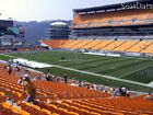 Kyпить (2) Steelers vs Saints Preseason Tickets Lower Level Section 217 row P!! на еВаy.соm
