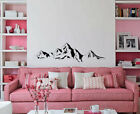Home Improvement Decoration Mountain Mural Vinyl Wall Stickers Decal Living Room