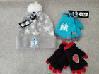 NEW Star Wars R2D2 Chewbacca Children Kids 2 Layer Knit Gloves Boys Girls