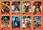 RETRO 1960s 1970s 1980s 1990s NHL Custom Made Hockey Cards U-Pick THICK (Set 1) $2.4 CAD on eBay