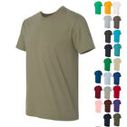 Next Level Mens Tops Tees Premium Fitted Short Sleeve Crew T Shirts 3600