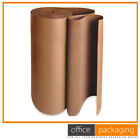 Corrugated Cardboard Paper Roll Postal Packaging Parcels 1200mm x 75m
