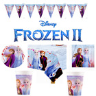 Disney+Frozen+Elsa+Anna+Party+Tableware%2C+Decorations+and+Balloons