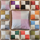 "Designer Square Pillowcase Cushion Covers 12"" to 30"" Polyester"