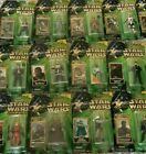 Star Wars Power Of The Jedi Collection 1 & 2 - Your Choice $6.5 USD on eBay