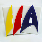 Star Trek | Enterprise | Laser Cut | Light Switch Covers on eBay