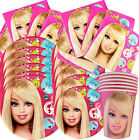 Barbie Cup Plate Napkin Banner Party Decoration Supplies Balloon Cupcake Topper