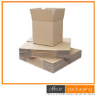 Cardboard Single Wall Boxes Secure Mailing 12