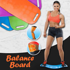 Twisting Fitness Balance Board Simple Core Workout for Abdominal Muscle Home Gym