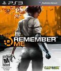 REMEMBER ME - GAME IN PERFECT CONDITION!!!!!!!! CASE INCLUDED