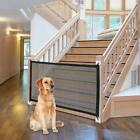 Safety Ingenious Mesh Fence For Indoor and Outdoor Safe Enclosure Pet Dog gate
