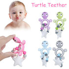 Grade Teething Care DIY Craft Molar Toy Baby Silicone Turtle Teether Bracelet